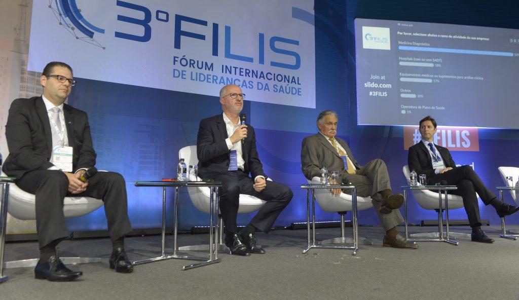 Com interação da plateia, FILIS debate sustentabilidade do setor