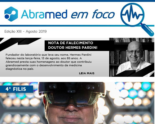Abramed em foco – agosto 2019