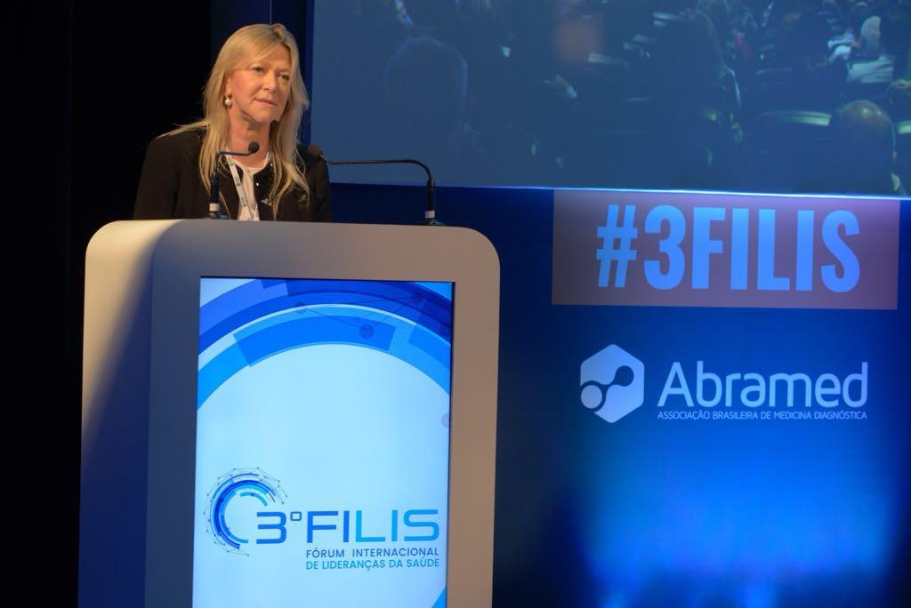 Futuro da Medicina Diagnóstica foi tema do 3º FILIS