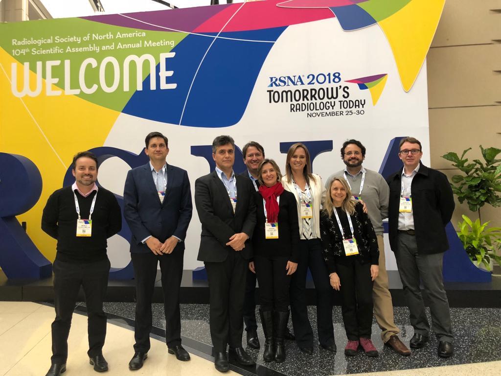 Associados Abramed participam do maior congresso mundial de radiologia