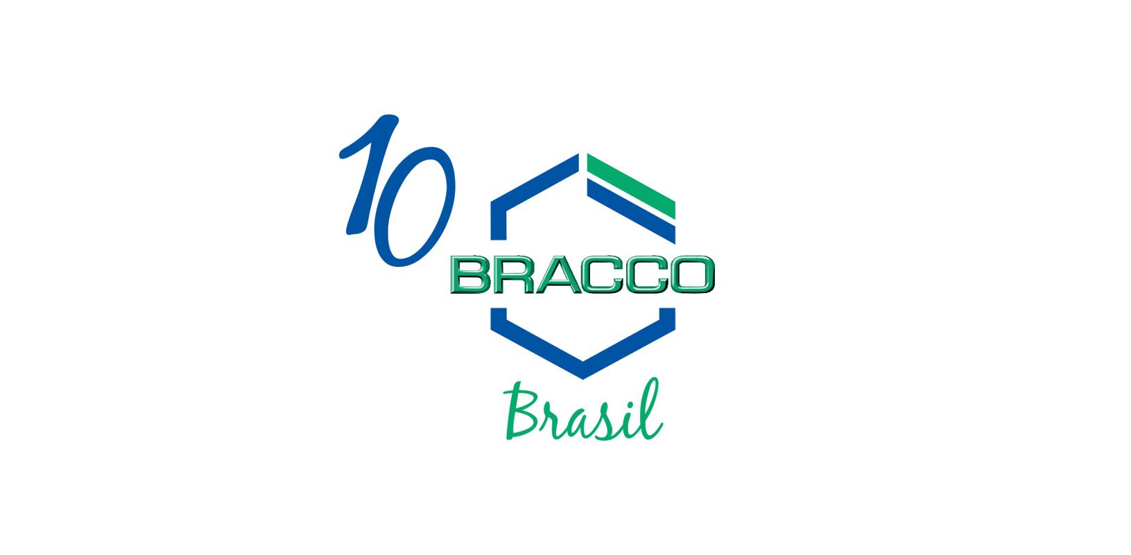 Bracco 10 anos de Brasil