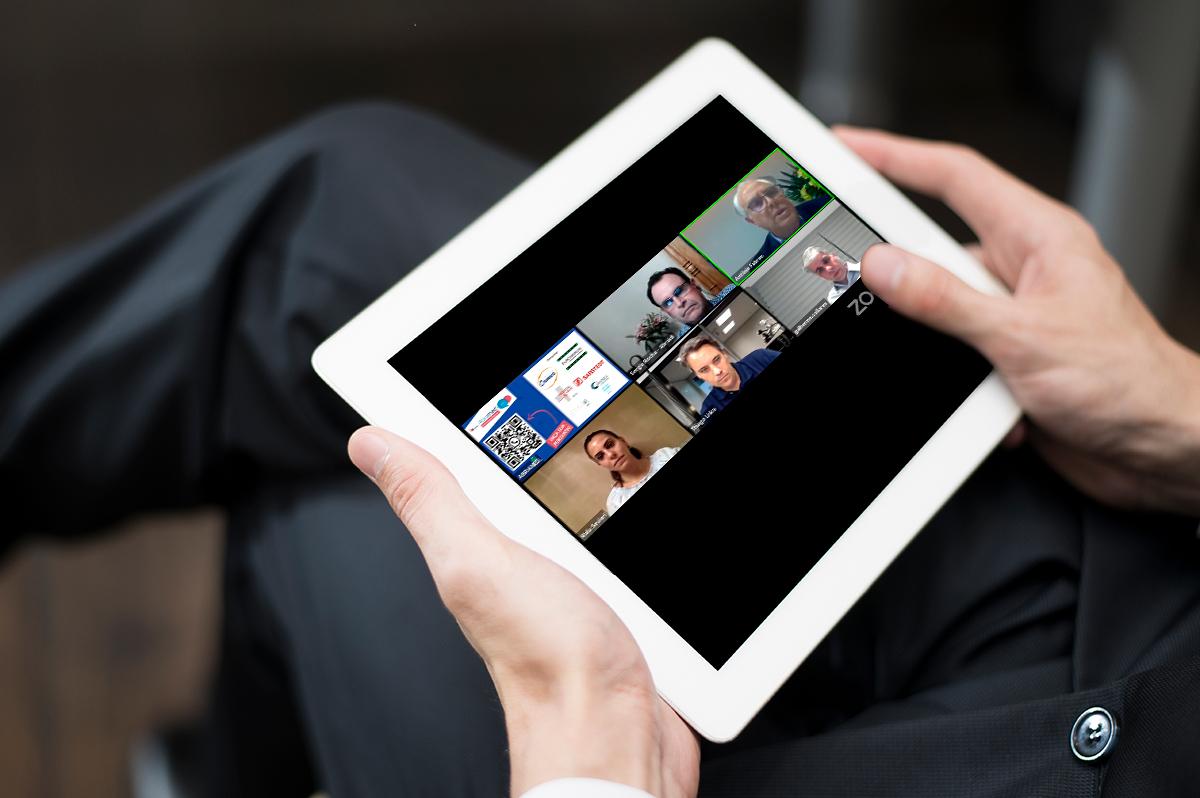 Encontro virtual debate dificuldades e oportunidades de melhorias da cadeia de suprimentos em saúde