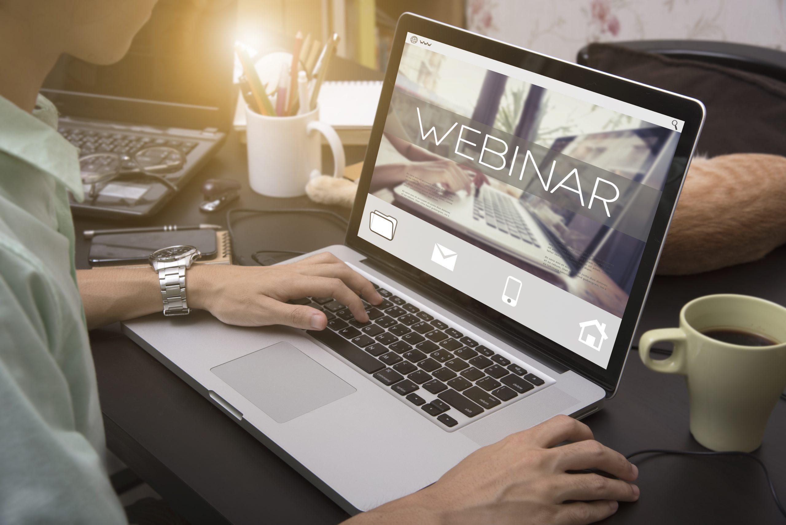 Abramed aborda múltiplos assuntos setoriais em webinars no último bimestre de 2020