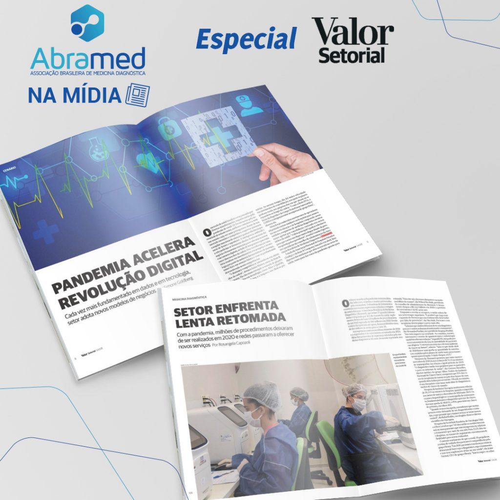 Abramed é destaque na Revista Valor Setorial – Saúde