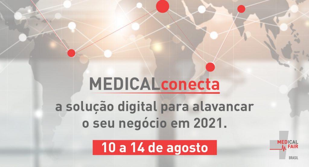 Medicina diagnóstica também terá espaço no Medical Conecta