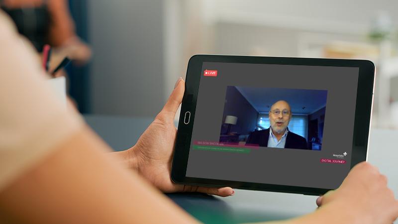 Abramed leva importantes debates sobre medicina diagnóstica à Digital Journey by Hospitalar